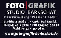 Barkschat-Anzeige